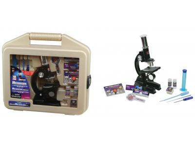 Mikroskop traveler mit koffer kalaydo